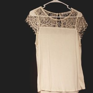 NWOT Lacey Blouse